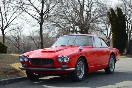 Sell us Classic Maserati | We Buy Maserati