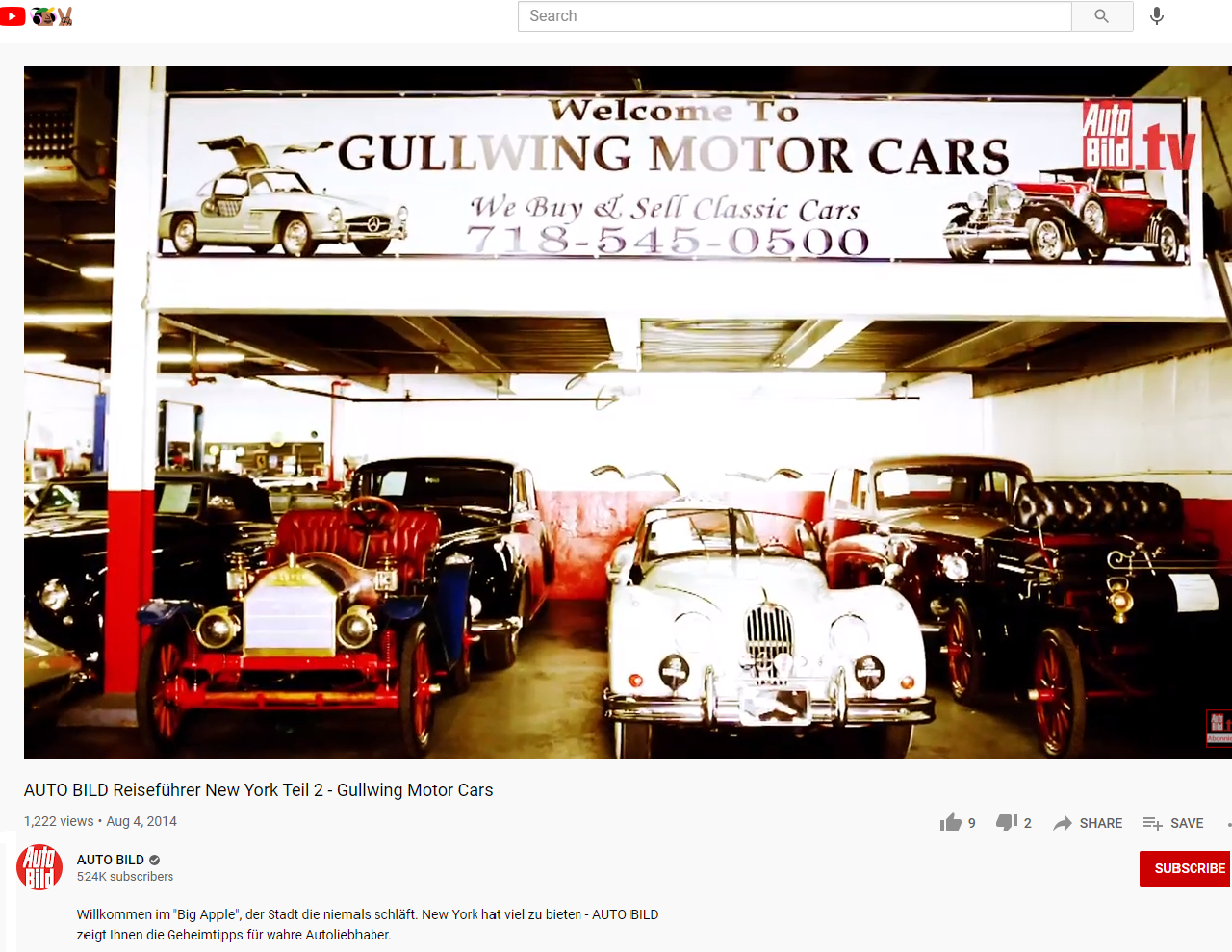 Peter Kumar of Gullwing Motor Cars Sell Classic Cars. We Buy Nationwide.