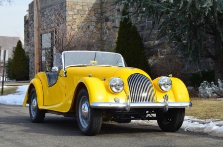 Morgan Wanted: Morgan 1947 To 2003 Morgan Any Roadster..