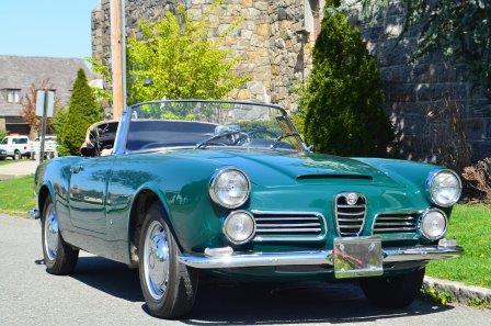 Alfa Romeo Wanted: Alfa Romeo 6C | 1900 | Giulietta | Sprint Speciale | 2000 | 2600 | Giulia | Duetto. Any Alfa Romeo From 1910 thru 1989