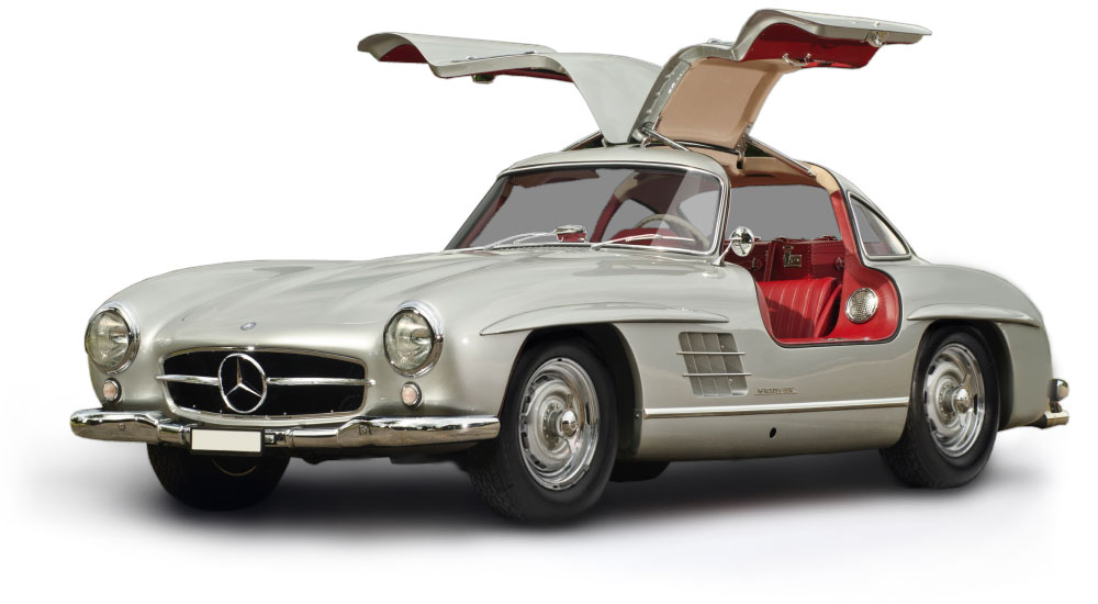 Gullwing motor cars classic and collector cars Wing motors automobiles