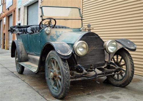 1914 Cadillac Touring Convertible