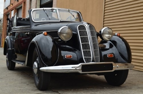 1939 BMW 326 Convertible