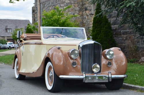 1947 Bentley Mark VI Drophead Convertible