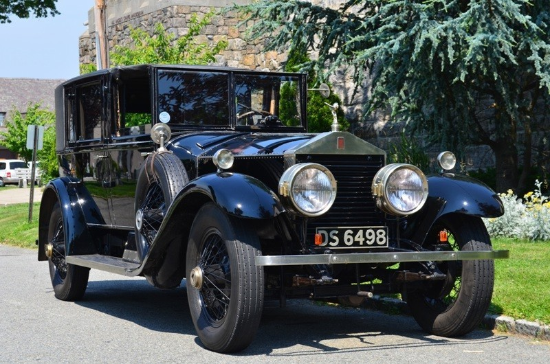 1926 Rolls-Royce Silver Ghost 'Warwick'
