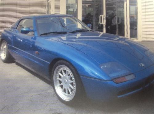 1991 bmw z1 classic cars for sale. Black Bedroom Furniture Sets. Home Design Ideas