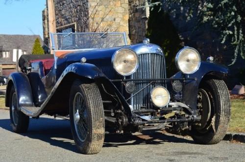 1934 Aston Martin lagonda