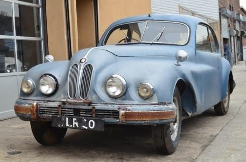 1949 Bristol 401 Coupe