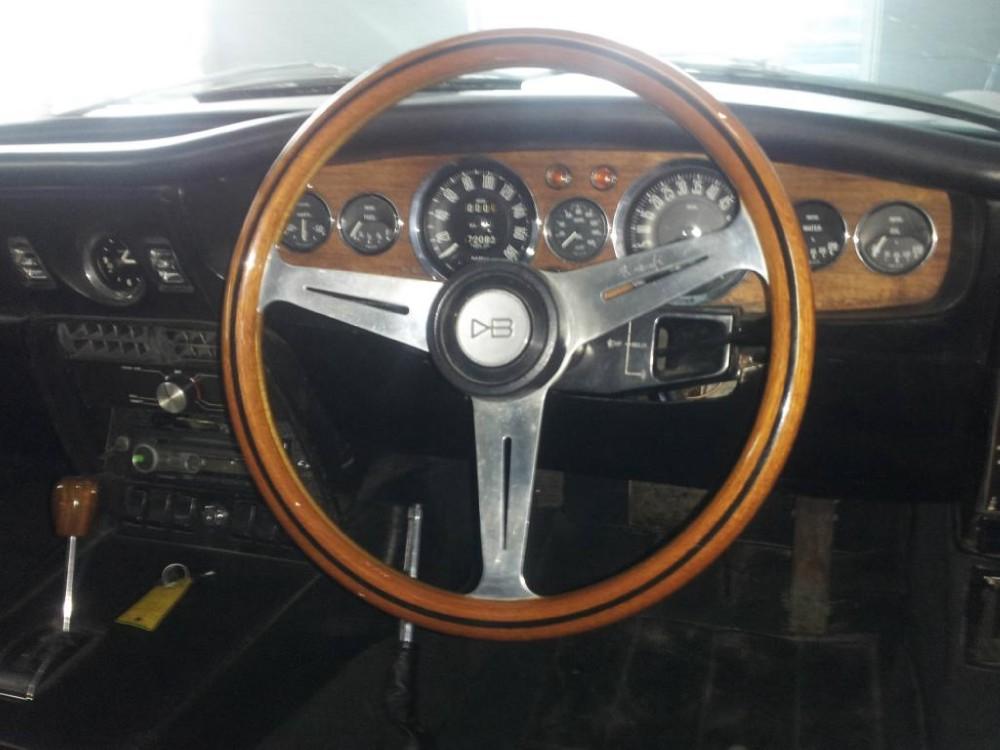 Aston Martin Dbs For Sale Automatic 1968 Aston Martin Dbs