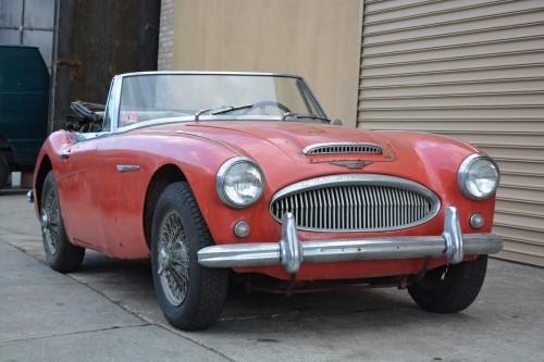 1964 Austin Healey 3000 MK II
