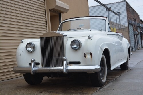 1959 Bentley S1 Convertible