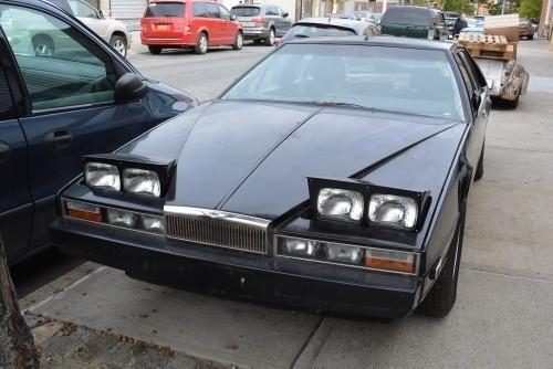 1986 Aston Martin lagonda