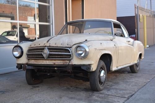 1961 Borgward Isabella GT