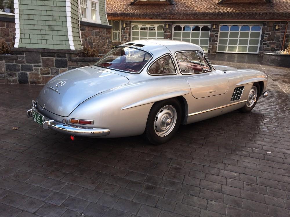 1956 mercedes benz 300sl gullwing for Mercedes benz 300sl price