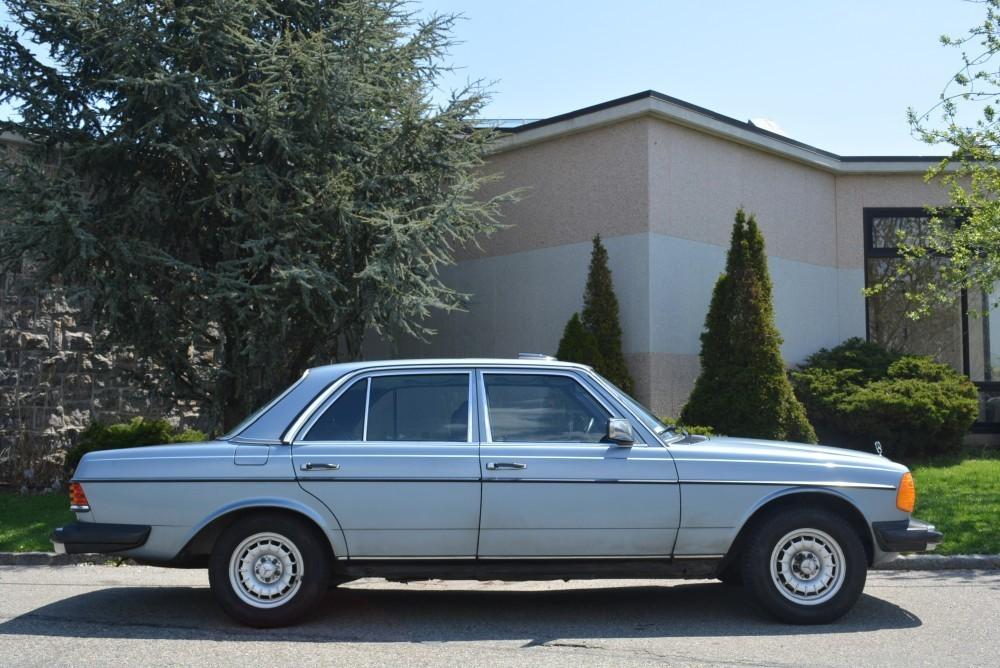 1985 mercedes benz 300d for Mercedes benz 300d