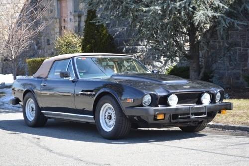 1985 Aston Martin Volante