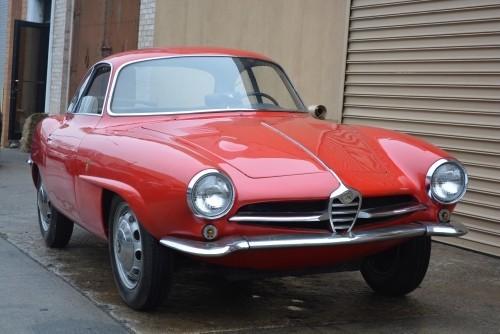1964 Alfa Romeo Giulietta Sprint Speciale 1300