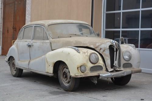 1960 BMW 2600