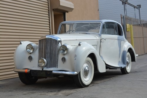 1947 Bentley Coupe