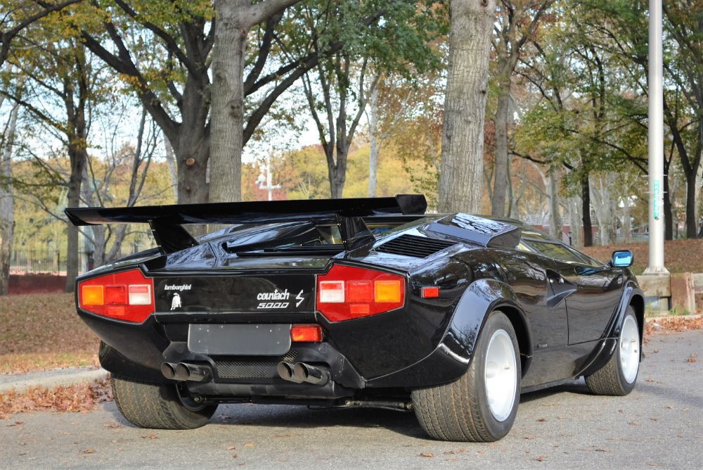 1984 Lamborghini Countach Lp5000s