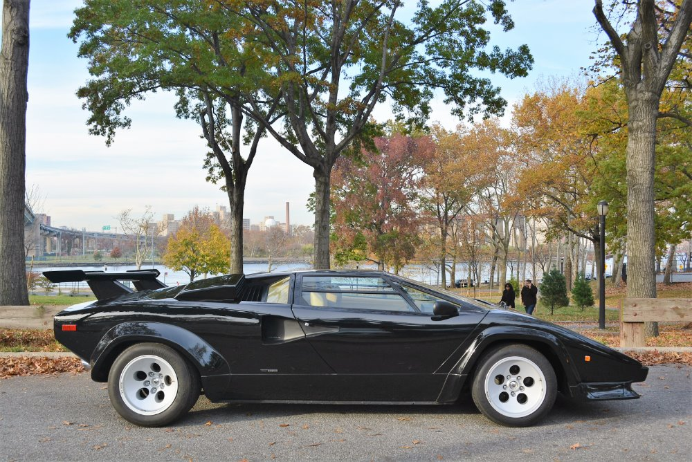 1984 lamborghini countach lp5000s. Black Bedroom Furniture Sets. Home Design Ideas