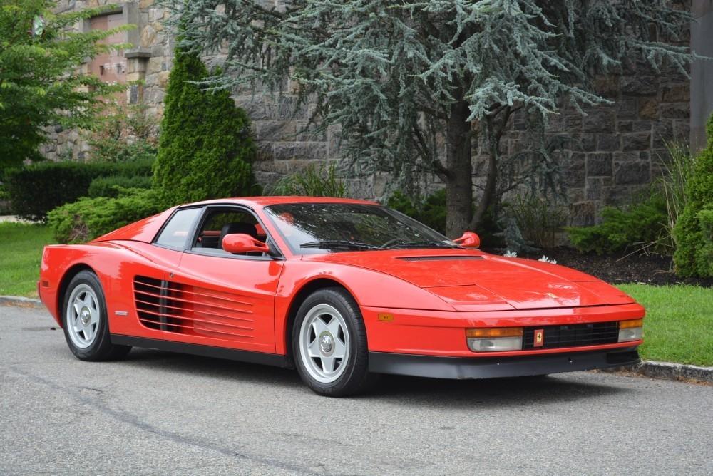 1987 ferrari testarossa. Cars Review. Best American Auto & Cars Review