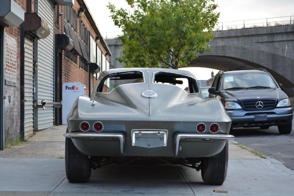 1963 chevrolet corvette split window coupe for 1963 split window corvette project for sale