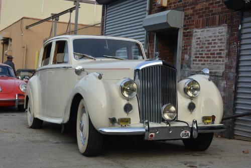1952 Bentley Mark VI RHD