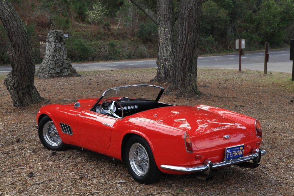 1959 ferrari 250 gt lwb california spyder. Cars Review. Best American Auto & Cars Review