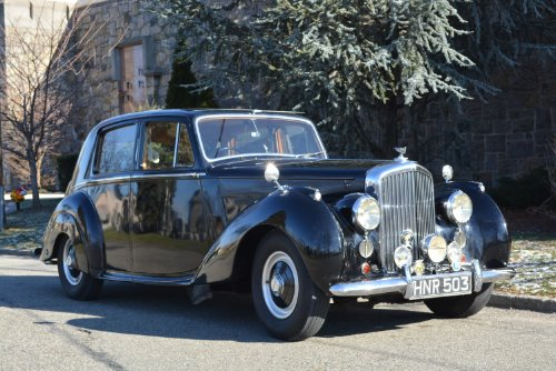1954 Bentley Mark VI RHD