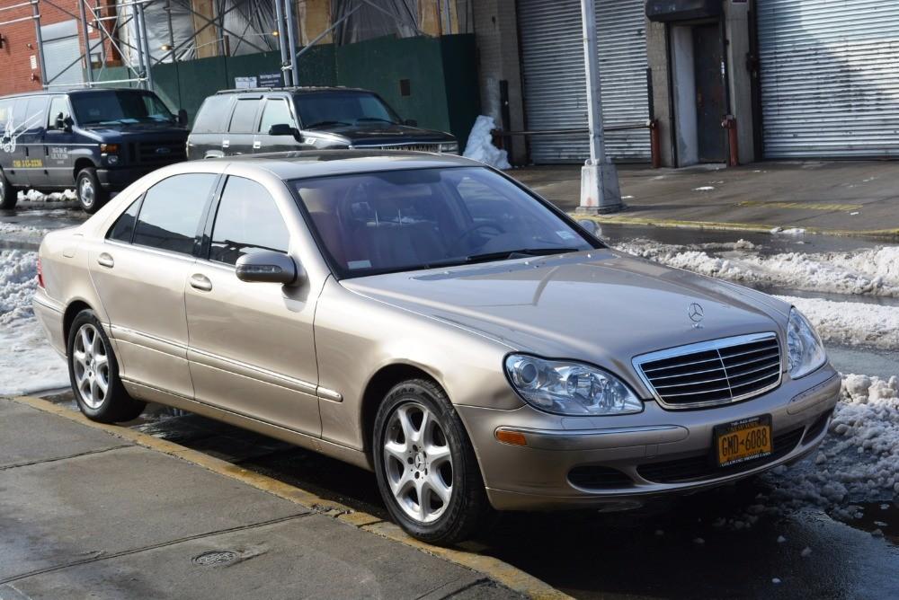 2006 mercedes benz s500 for Mercedes benz 2006 models