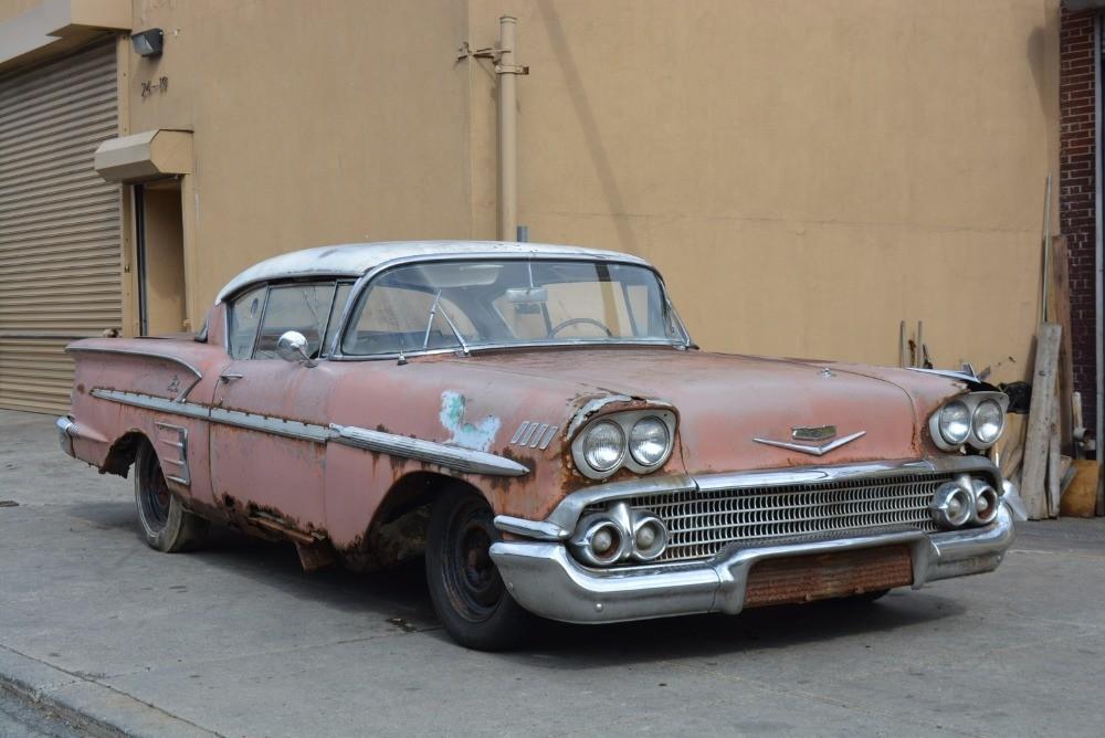 1958 chevrolet impala for sale 12 500 1437689. Black Bedroom Furniture Sets. Home Design Ideas