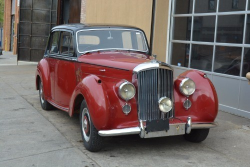 1954 Bentley R-Type RHD