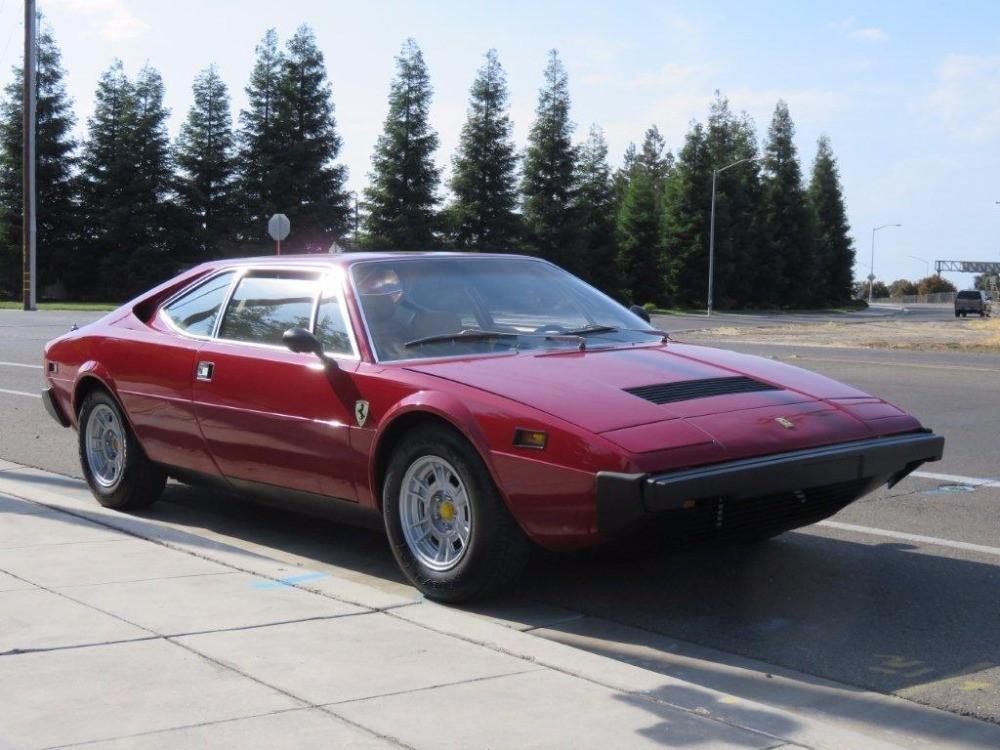 1977 Ferrari 308GT4