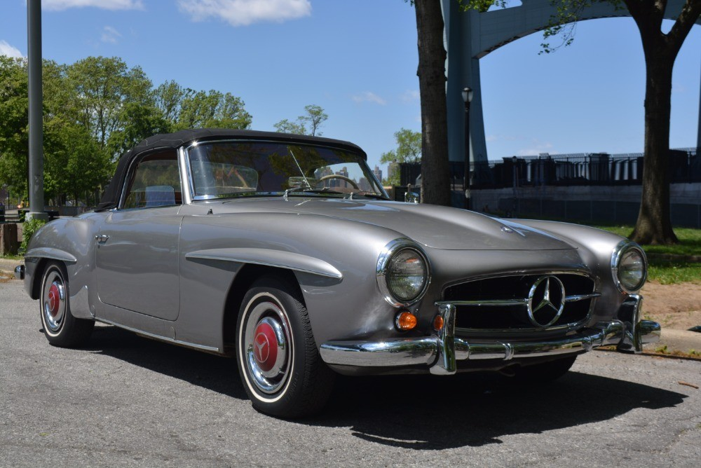 1963 mercedes benz 190sl for 1963 mercedes benz