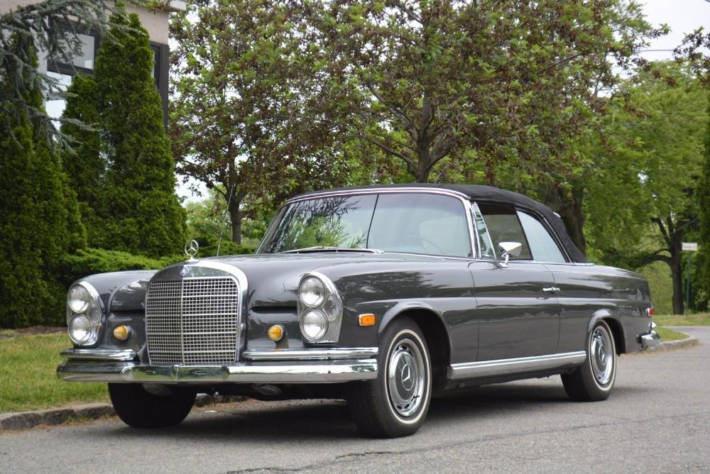1969 Mercedes Benz 280se For Sale 135 000 1472956