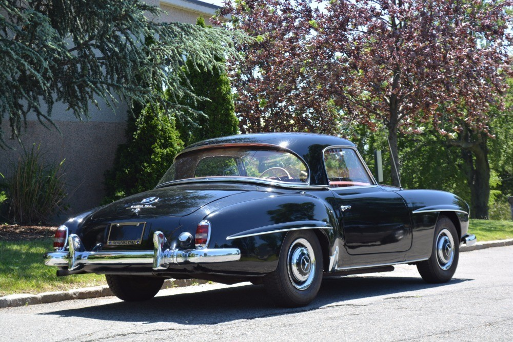 1961 mercedes benz 190sl for sale 89 500 1468478 for 1961 mercedes benz