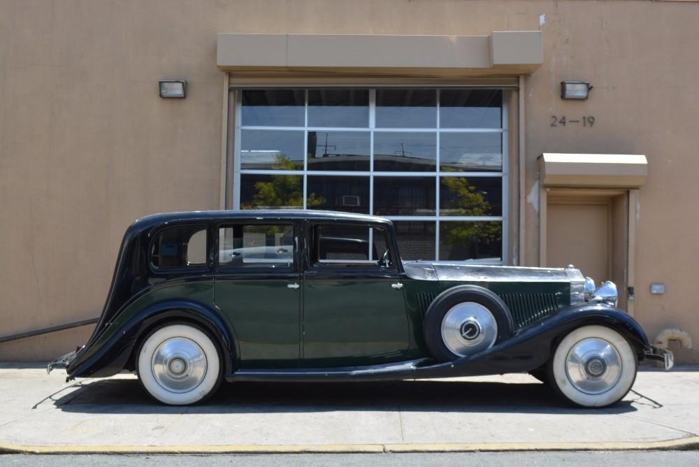1935 rolls royce phantom iii for sale 46 500 1469832. Black Bedroom Furniture Sets. Home Design Ideas