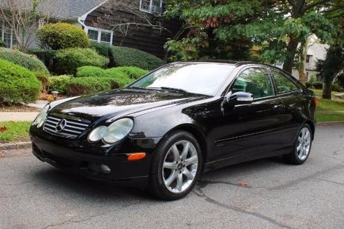 2004 mercedes benz c230 2dr sport cpe 1 8l for Mercedes benz c230
