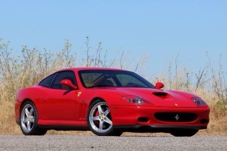 2003 Ferrari 575 Maranello