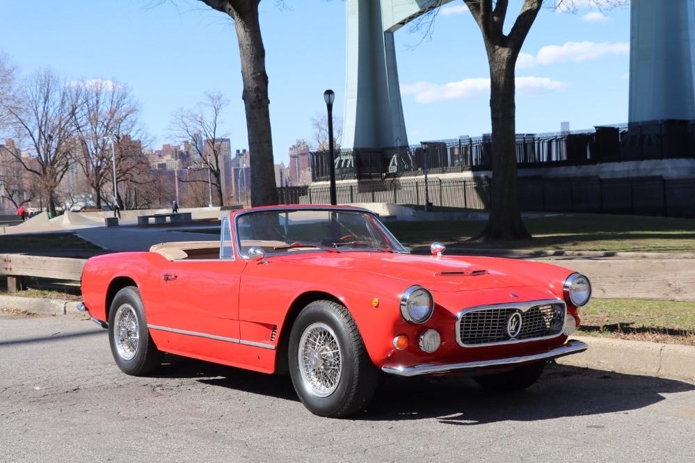 1962 Maserati 3500