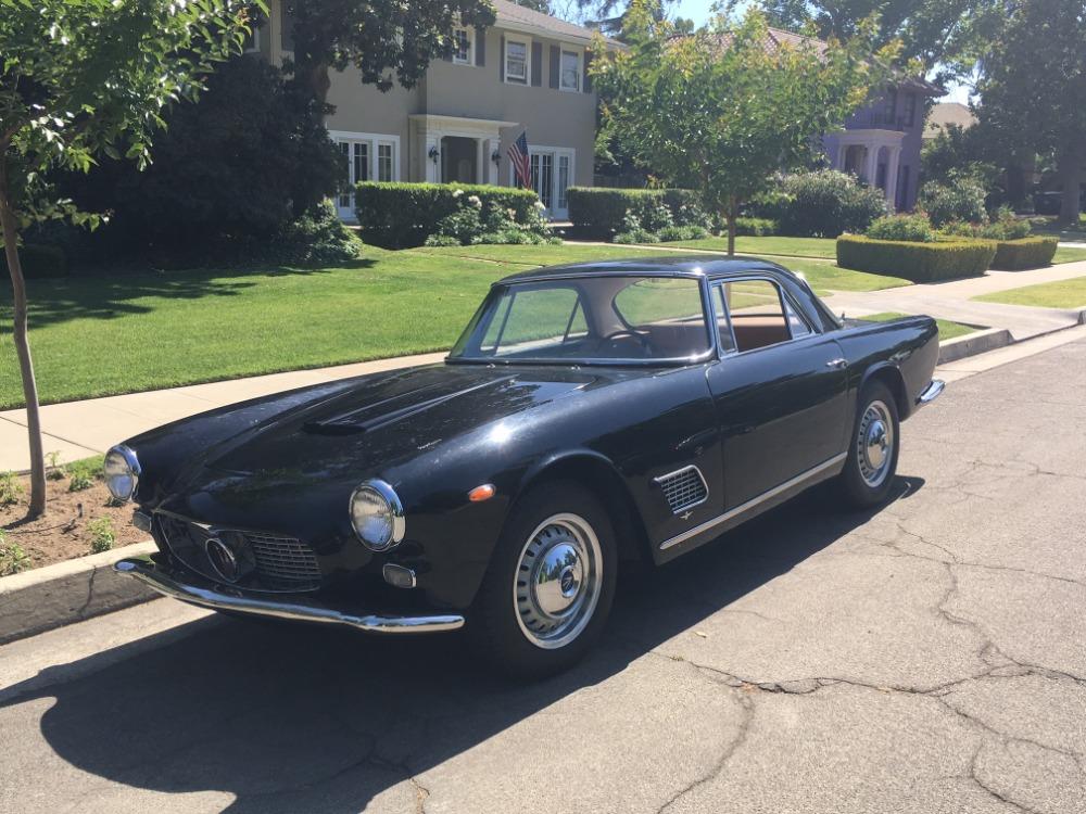 1964 Maserati 3500GTI