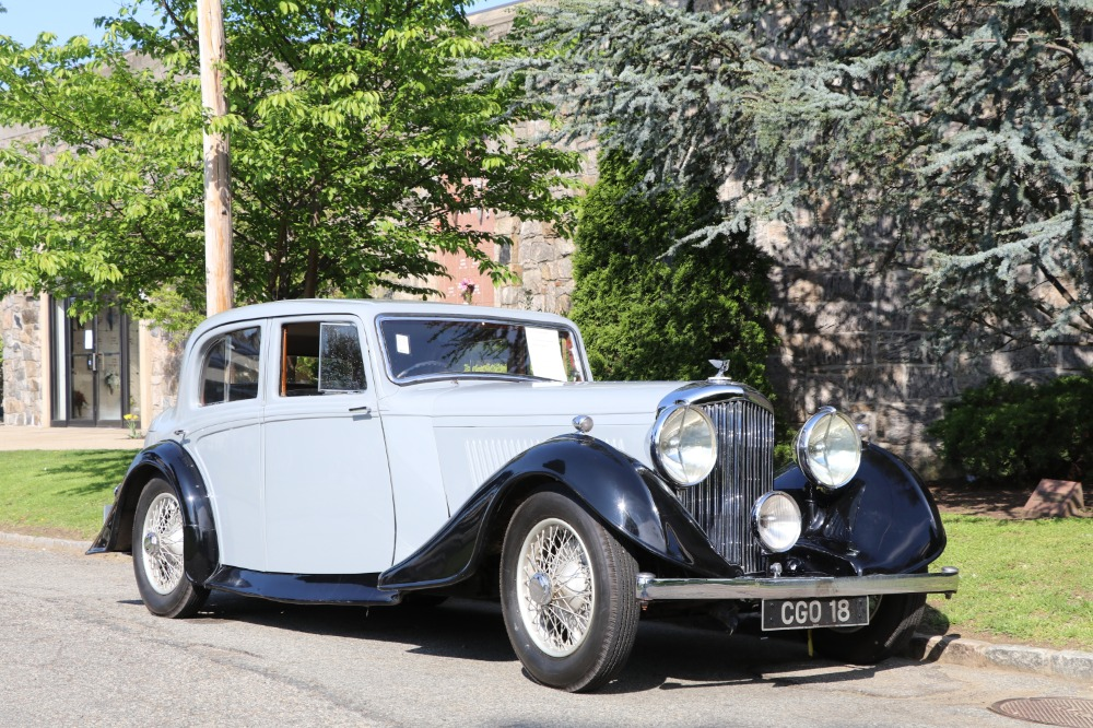 1937 Bentley Saloon
