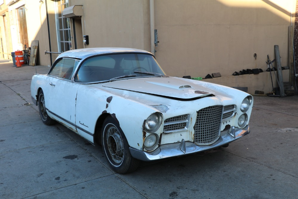 1958 Facel Vega Typhoon