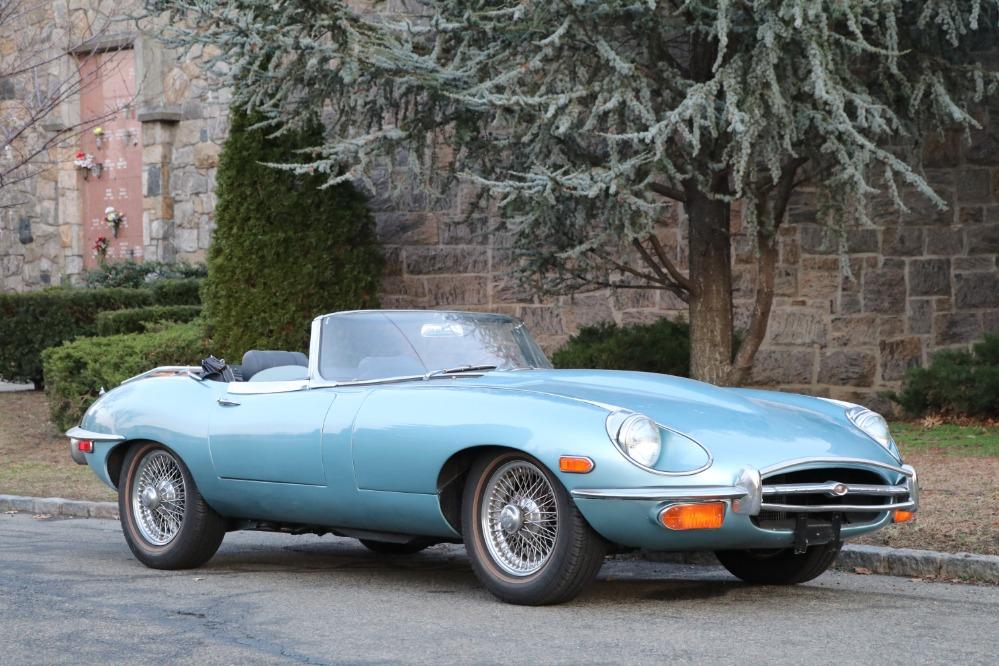 1970 Jaguar XKE Series II