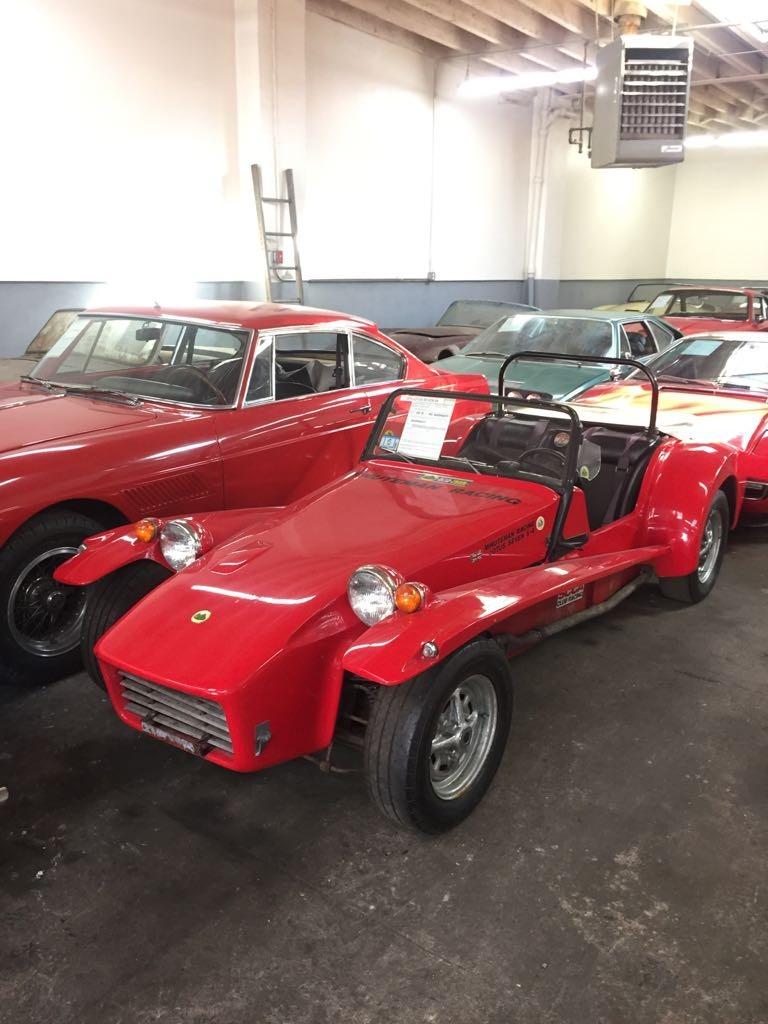 1974 Lotus Seven S4