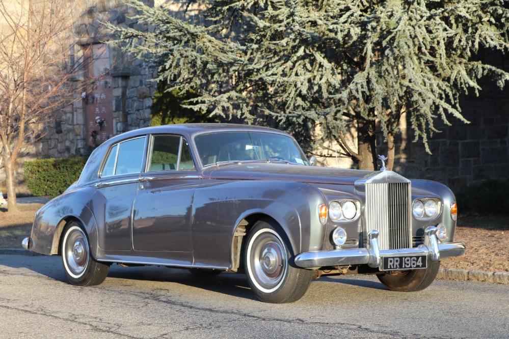 1964 Rolls-Royce Silver Cloud LHD