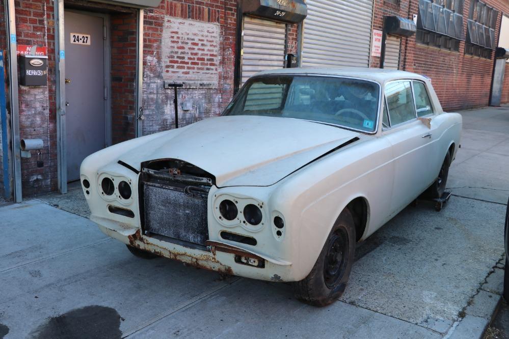 1967 Rolls Royce Corniche LHD