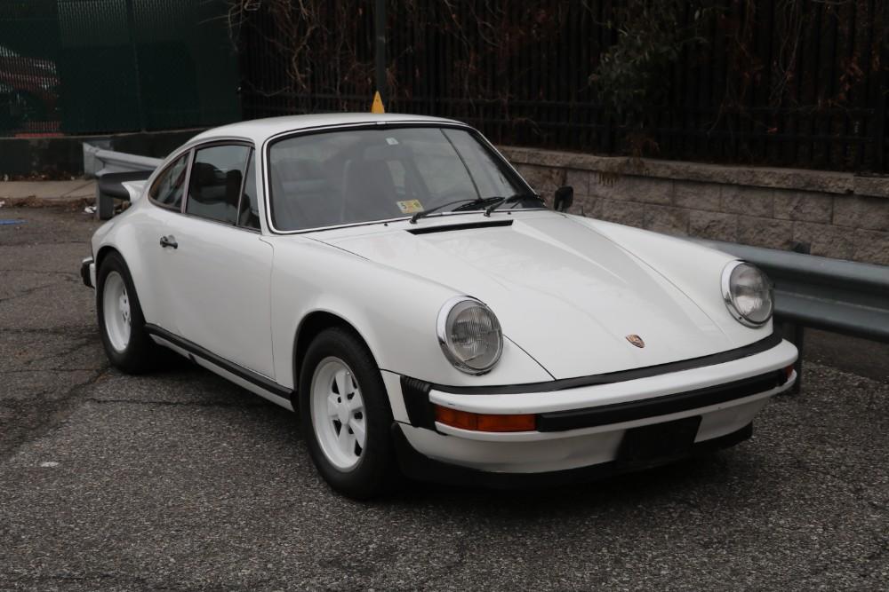 1974 Porsche 911 2.7 Carrera