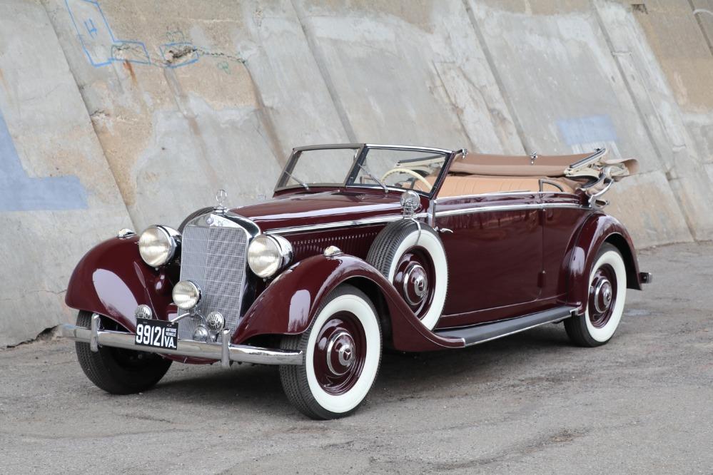 1938 Mercedes-Benz 320